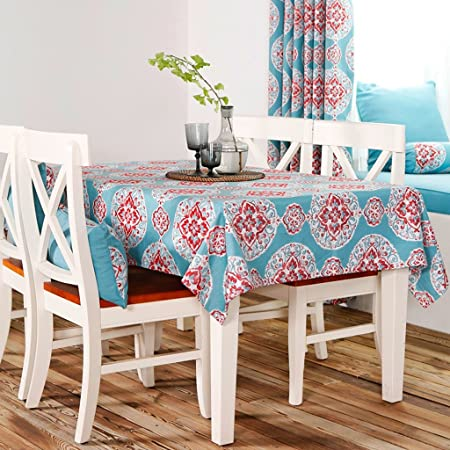 Bon Lu0026Y Hotel Tablecloths Pastoral Cafe Tablecloths Casual Dining Tablecloths  Rectangular 135*135CM Tablecloth Table Cloth