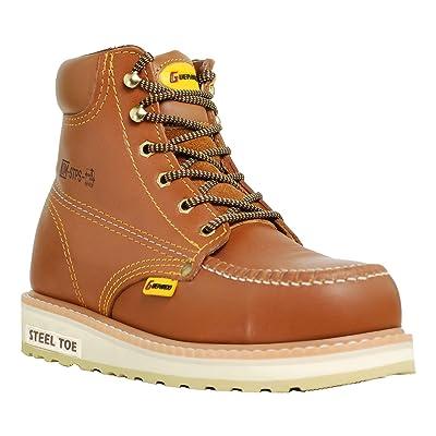 Guepardo Safety Footwear Model GH5STMIEL (Modern Work Boots): Shoes