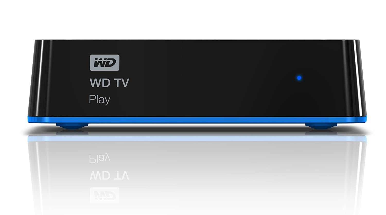 Western digital tv play media player: amazon.it: elettronica