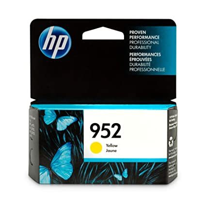 HP 952 Yellow Original Ink Cartridge 700páginas Amarillo cartucho ...
