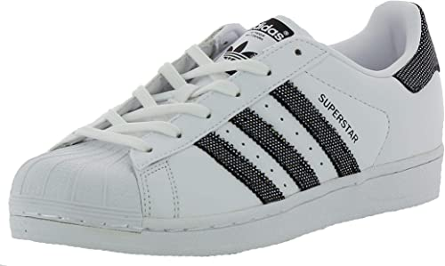 adidas Superstar W, Sneakers Basses Femme: Amazon.fr: Chaussures ...