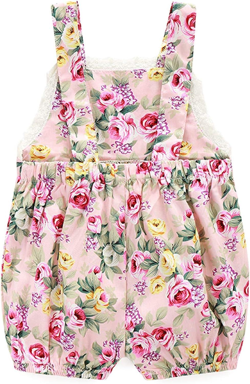 Unmega Infant Baby Girls Plaid Dress Toddler Ruffled Long Sleeve Lapel Dresses