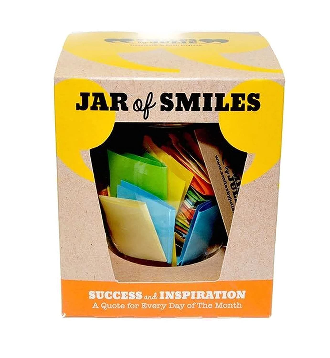 Amazon Smiles By Julie Success Inspiration In A Jar Month Of