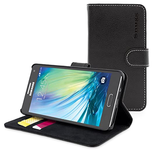 233 opinioni per Cover Galaxy A5, Snugg Samsung Galaxy A5 Flip Custodia Case [Slot Per Schede]