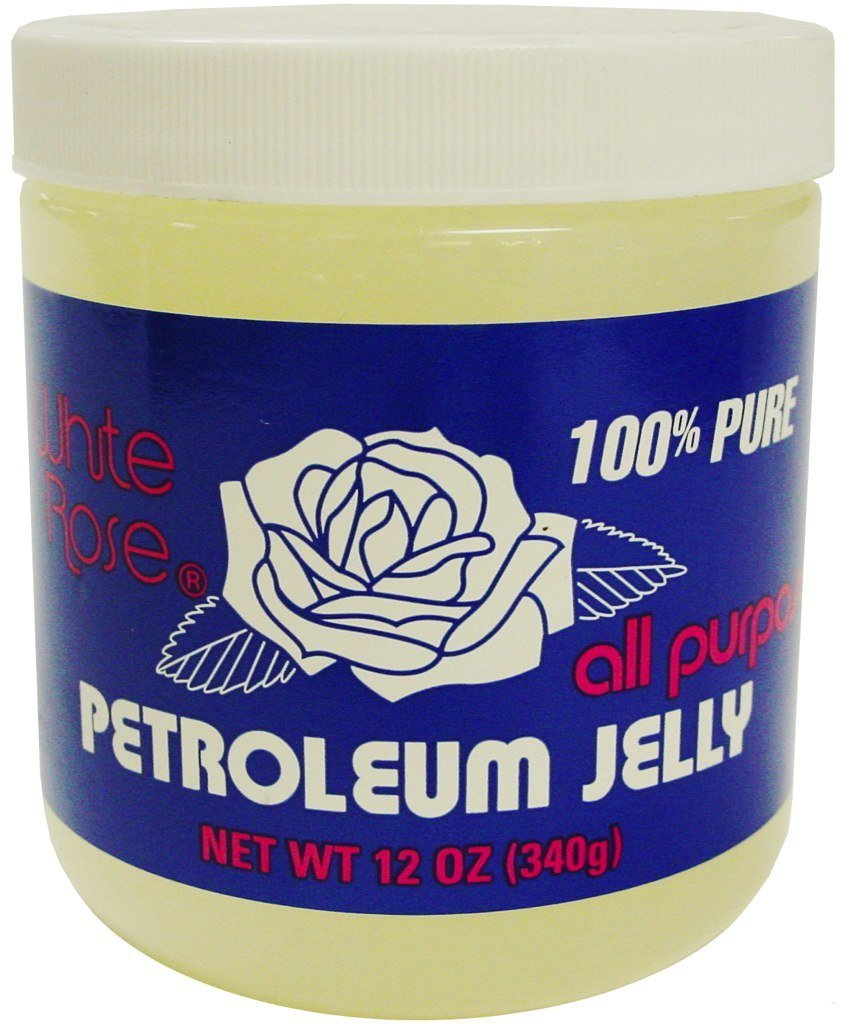 White Rose Petroleum Jelly 12 oz. (Pack of 2)