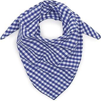 Tracht & Pracht - Hombres 100% algodón - Paño tradicional, pañuelo ...