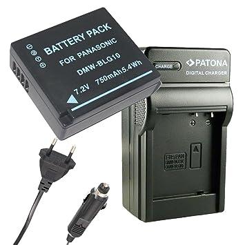 chargeur batterie dmw-blg10e