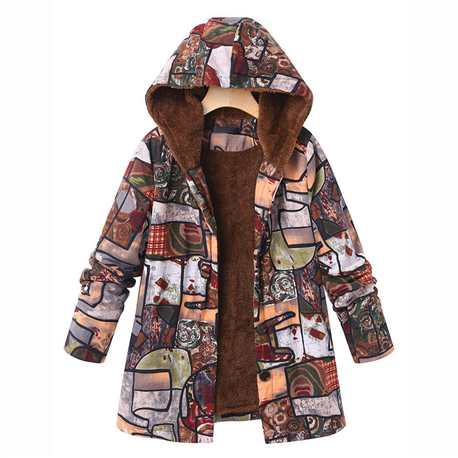 Amazon.com: Coats and Jackets Women Winter Warm Outwear ...