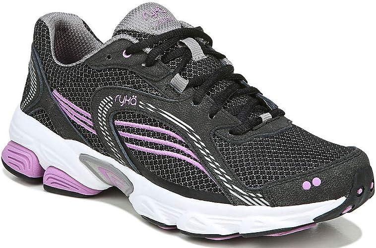 Ultimate Running Shoe Black Size
