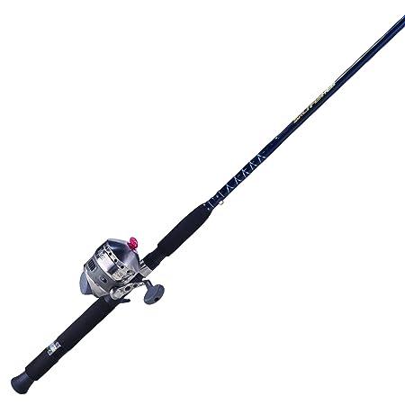 Zebco 33 Max Saltfisher Spincast Combo