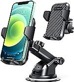 VANMASS Universal Car Phone Mount,【Patent & Safety Certs】Upgraded Handsfree Stand, Dash
