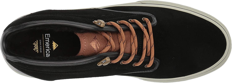 Emerica Mens Wino G6 Mid Skate Shoe