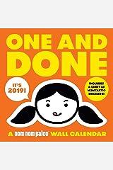 One and Done: A Nom Nom Paleo 2019 Wall Calendar Calendar