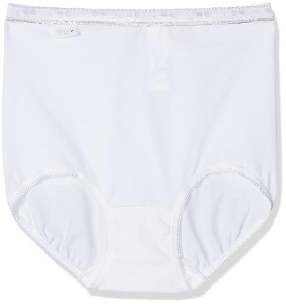 Sloggi Basic+Diamo Maxc3p, Braguita para Mujer, Blanco (White 03),