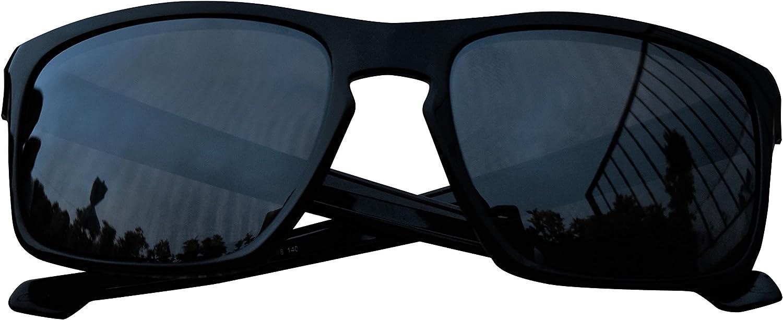 MZM Lentes Polarizadas de Recambio para Oakley Enduro (Black ...