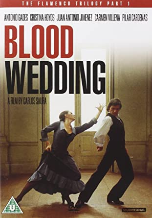 Bilderesultater for The blood wedding, dvd, fotos""