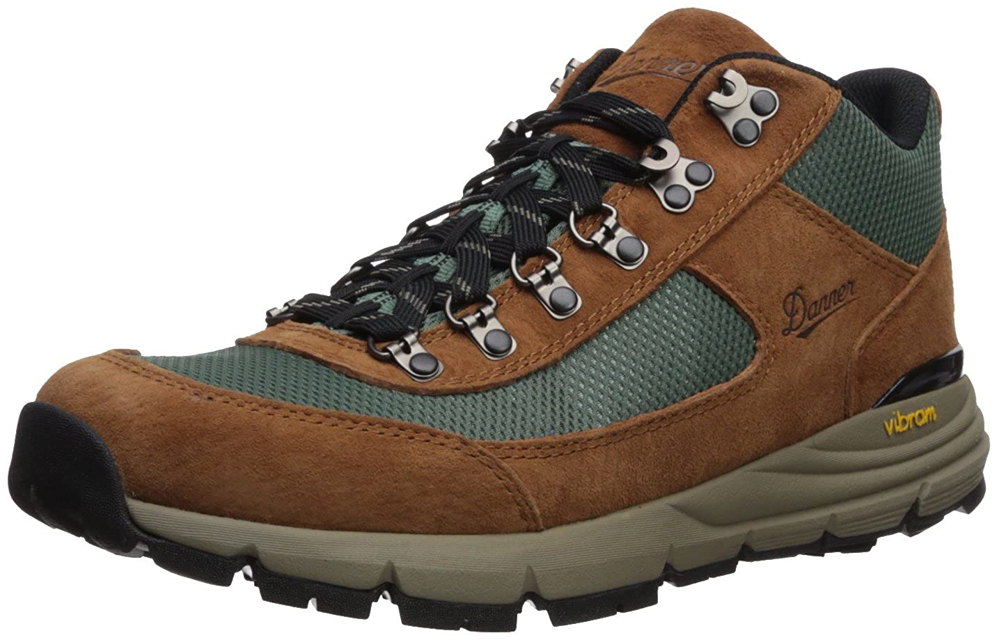Brown Teal Danner Mens South Rim 600 4.5  Hiking Boot