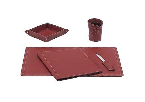 Accessori Ufficio Design : Nello studio essenziale scrivania ad angolo e accessori di design