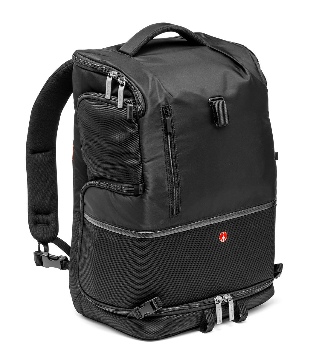b246fe923aa1 Manfrotto Advanced Camera and Laptop Backpack Tri L for  Amazon.co.uk   Camera   Photo