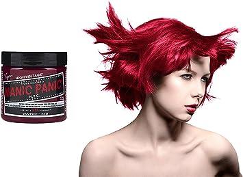 Bewild Manic Panic tinte de pelo Vampiro rojo # MP # 28