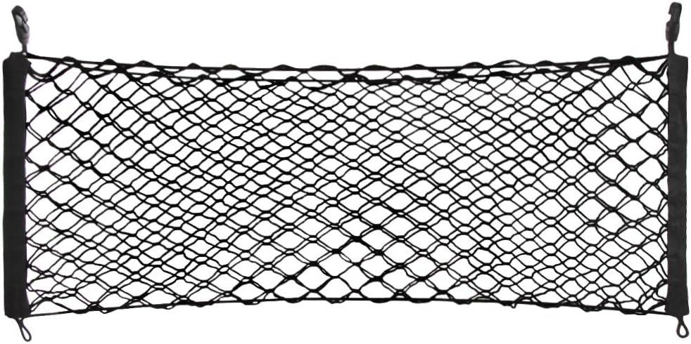 Envelope Style Trunk Cargo Net For JAGUAR XF 2009 10 11 12 13 14 15 16 2017 NEW