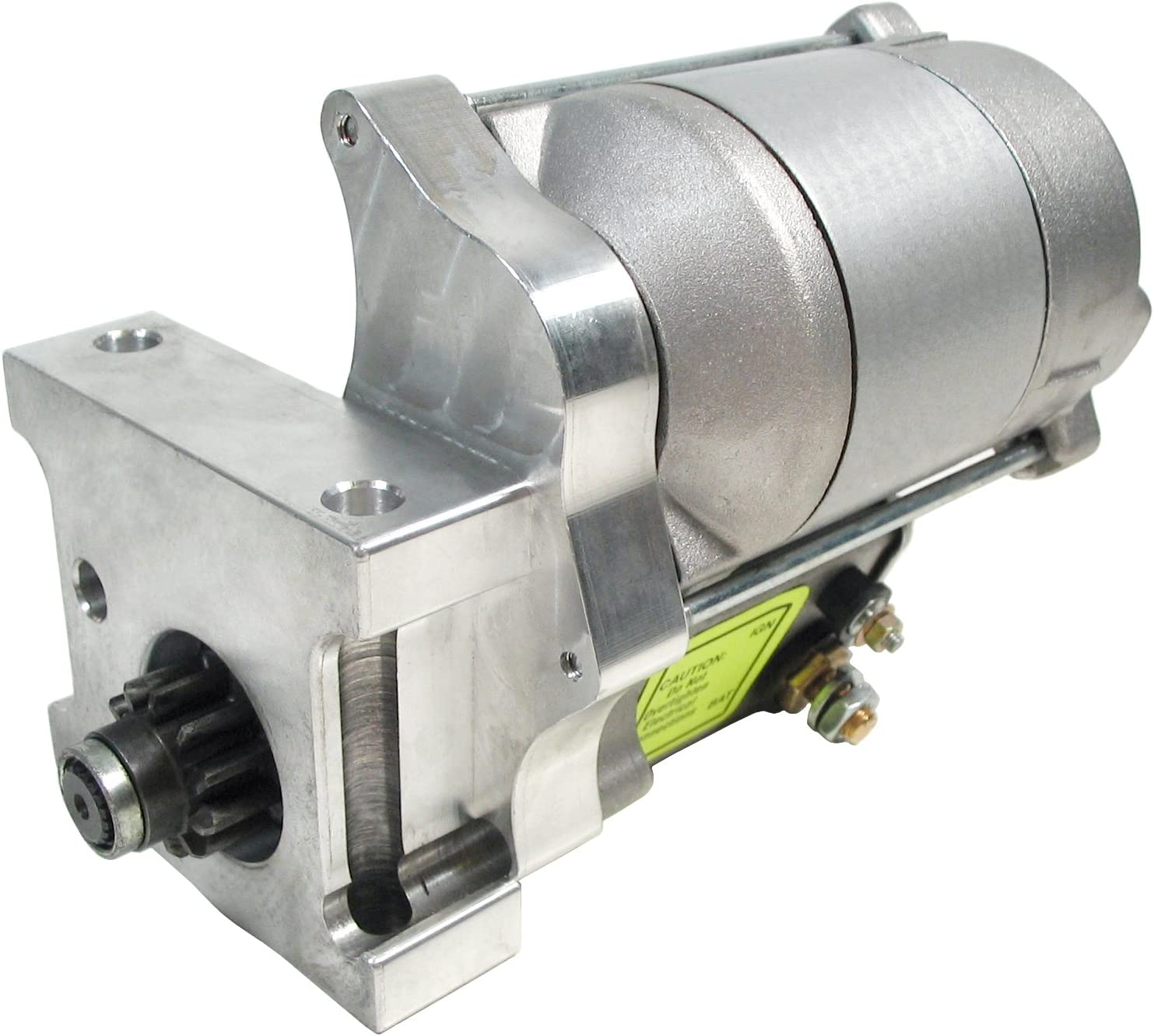 NEW POWERMASTER XS TORQUE STARTER,DENSO,SBC,BBC,CHEVY,168 TOOTH,200 FT LBS