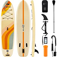 PORTAL Stand Up Paddle Board, 10'x32 x6 Inflatable Paddle Boards with SUP Accessories Including Carry Bag, Hand Pump…