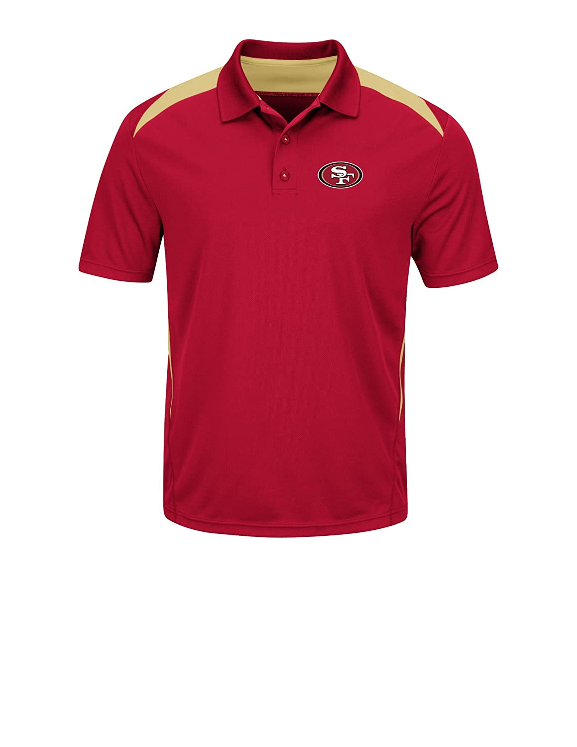 NFL Men's Synthetic The Front Office Polo Tee