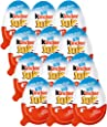 Chocolate Kinder Joy for Boys with Surprise Inside (12-Pack)