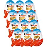 (12-Pack (Boys)) - Chocolate Kinder Joy for Boys with Surprise Inside (12-Pack)