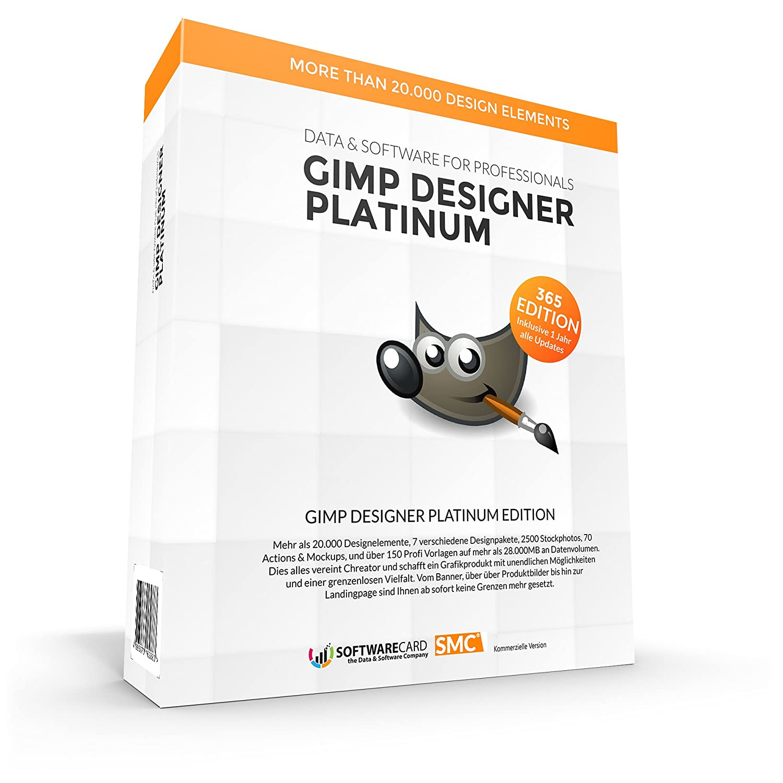 Gimp Designer Platinum – Machen Sie mehr aus Gimp! Inklusive Gimp ...