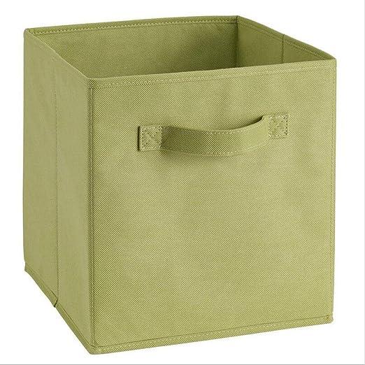 Zipvb Cajas de almacenaje Cestos para la Colada Plegables Caja ...