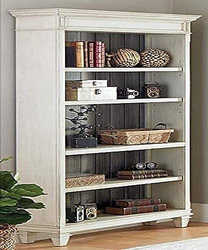 Martin Furniture IMHW4078W Open Bookcase