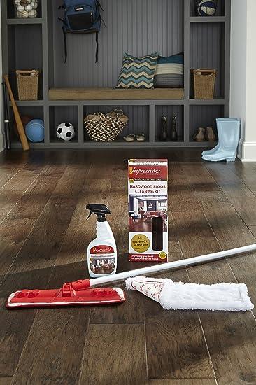 Amazon Impressions Hardwood Floor Cleaning Kit Health