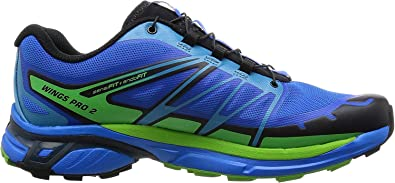 Salomon Wings Pro 2, Zapatillas de Trail Running para Hombre: Amazon.es: Zapatos y complementos