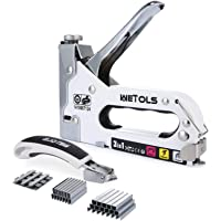 Deals on WETOLS Staple Gun with Remover