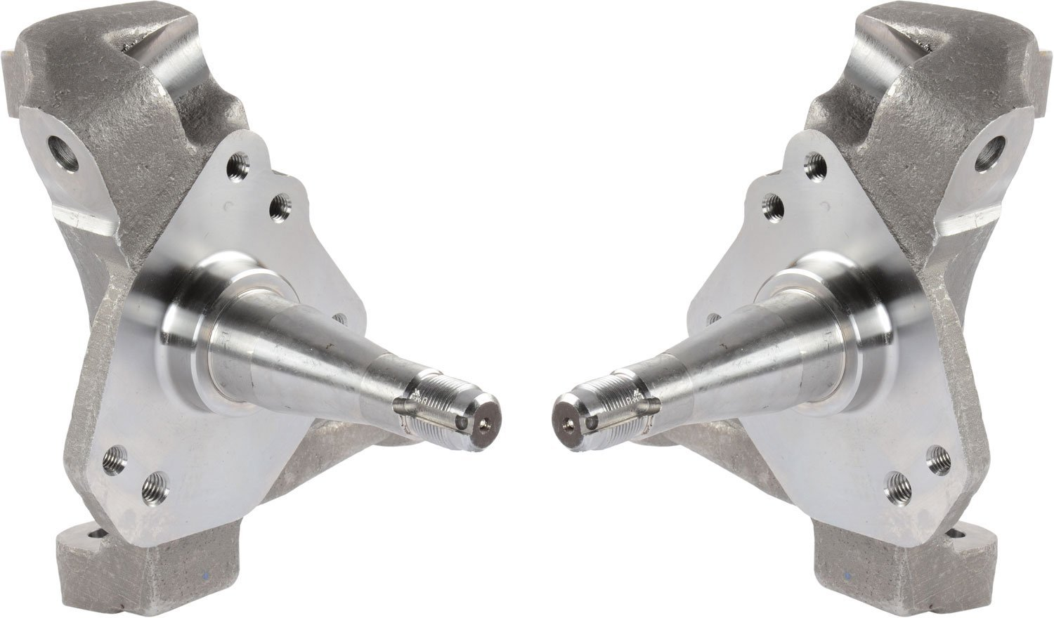 JEGS Performance Products 64026 Drop Spindles Mustang II 2 Drop Pair