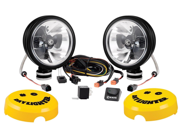 KC HiLiTES 652 Gravity G6 20W LED Daylighter Driving Light System