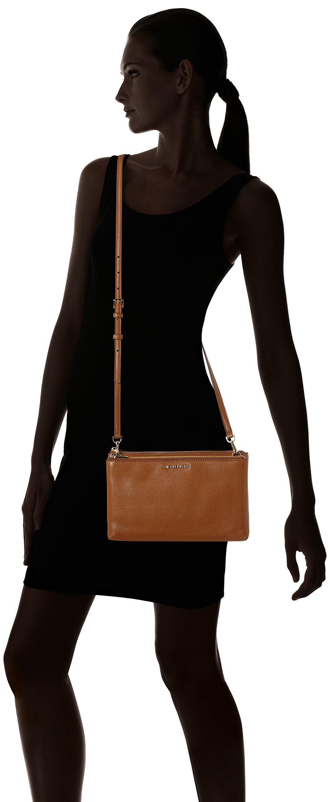 Michael Michael Kors Adele Leather Crossbody by MICHAEL Michael Kors (Image #6)