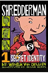 Shredderman: Secret Identity: 1 Paperback