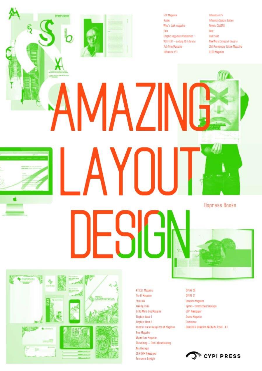 amazing layout design dopress books 9781908175496 amazon com books