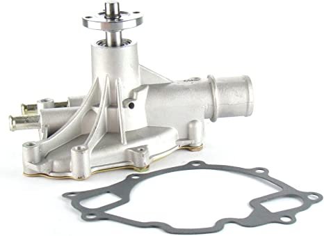 Gates 43057 Standard Engine Water Pump-Water Pump