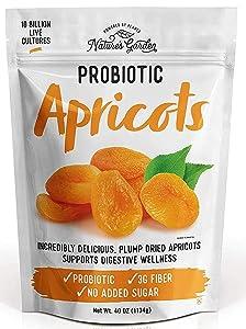 Nature's Garden Probiotic Apricot 40oz 1 pack