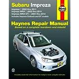 Subaru Impreza (02-11), Impreza WRX (02-14) & Impreza WRX STI (04-14) (inc. Impr