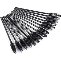200 Disposable Mascara Wand Eyebrow Brushes Spooly Applicator for Eyelash Extension Makeup Kits