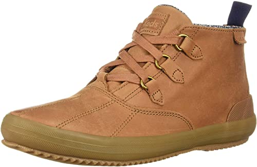 Keds Womens Scout Chukka Leather WX
