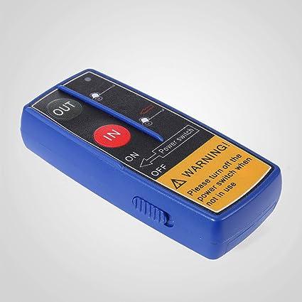 Mophorn Corde de Treuil 12V Synth/étique Treuil 1360KG R/écup/ération Corde de treuil avec UV