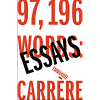 97,196 Words: Essays (English Edition)
