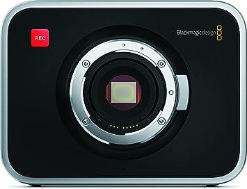 Amazon Com Blackmagic Design Cinema Camera With Ef Mount Black Magic Camera Camera Photo