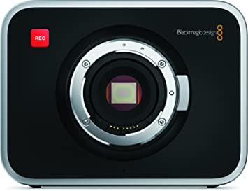 Amazon.com : Blackmagic Design Cinema Camera with EF Mount : Black ...